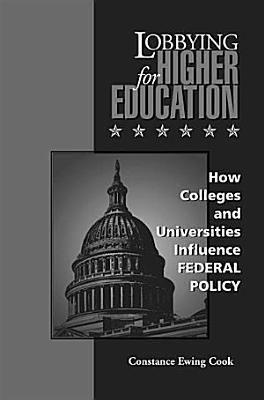 Lobbying for Higher Education
