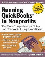 Running QuickBooks in Nonprofits PDF