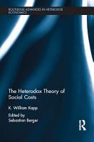 The Heterodox Theory of Social Costs PDF