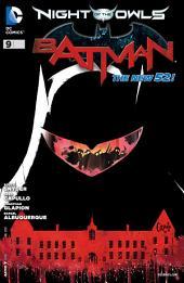 Batman (2011- ) #9