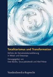 Totalitarismus und Transformation