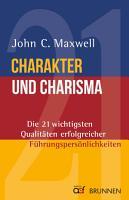 Charakter und Charisma PDF