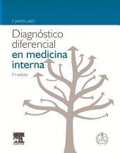Diagnóstico diferencial en medicina interna + Studentconsult en español: Edición 3