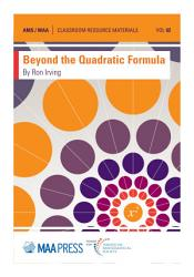 Beyond the Quadratic Formula PDF