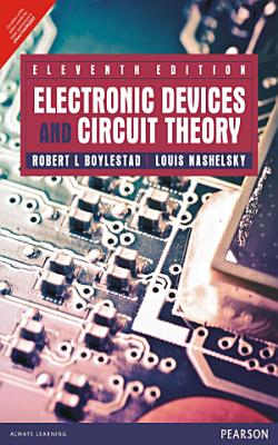 Electronic Devices and Circuit Theory  11e PDF