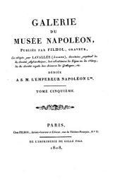 Galerie du Musée Napoléon: Volume5