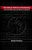 The Black Hebrew Awakening