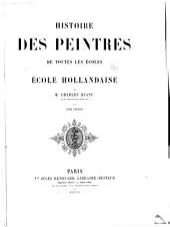 Histoire des peintres de toutes les écoles ...: Volume8,Partie1