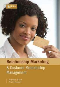 Relationship Marketing and Customer Relationship Management Book