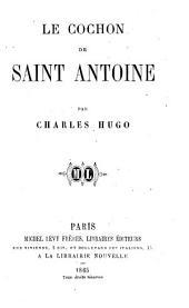 Le cochon de Saint Antoine