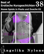 Erotische Kurzgeschichten - Best of 38: Nasse Spiele in Pools & Dusche 01
