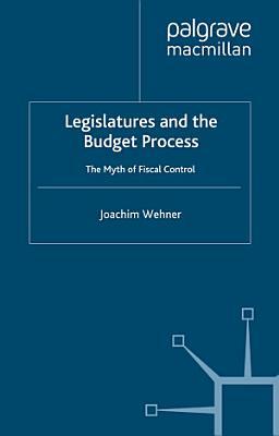 Legislatures and the Budget Process PDF