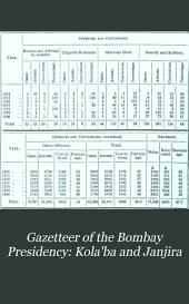 Gazetteer of the Bombay Presidency: Kola'ba and Janjira