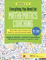 Everything You Need for Mathematics Coaching PDF