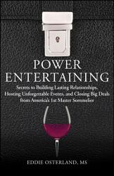 Power Entertaining Book PDF
