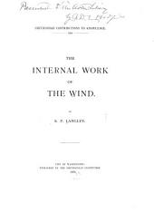 The Internal Work of the Wind: Volume 27, Issue 2