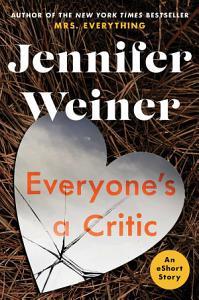 Everyone s a Critic Book