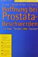 Hoffnung bei Prostata Beschwerden PDF