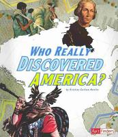 Who Really Discovered America  PDF