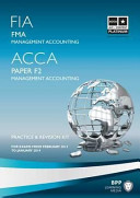 FIA  ACCA  for Exams from February 2013 to January 2014 PDF