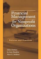 Financial Management for Nonprofit Organizations PDF
