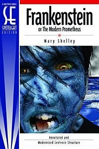 Frankenstein   Spotlight Edition Book