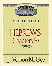 Hebrews I