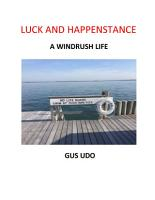 Luck and Happenstance PDF