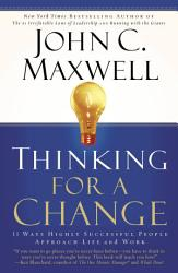 Thinking For A Change Book PDF