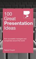100 Great Presentation Ideas PDF