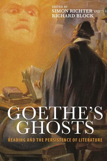 Goethe s Ghosts PDF