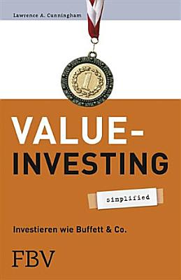 Value Investing   simplified PDF