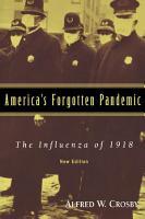 America s Forgotten Pandemic PDF