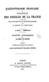 Paléontologie française: ou Description des fossiles de la France