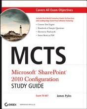MCTS Microsoft SharePoint 2010 Configuration Study Guide PDF