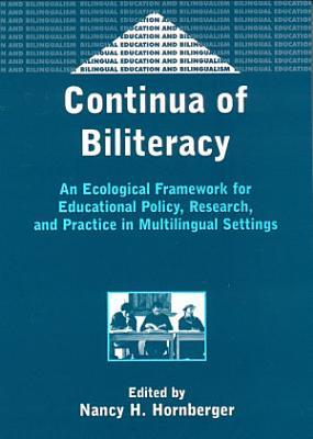 Continua of Biliteracy PDF