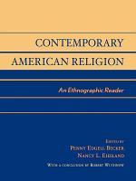Contemporary American Religion PDF
