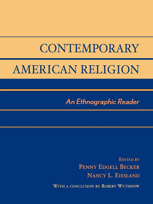 Contemporary American Religion