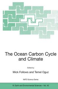 The Ocean Carbon Cycle and Climate