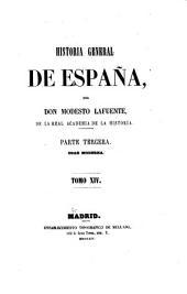 Historia general de España: Volumen 14