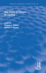 The Plays of Robert Browning