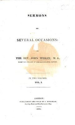 Sermons on Several Occasions     The seventh edition