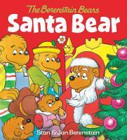 Santa Bear  the Berenstain Bears  PDF