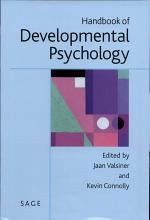 Valsiner: Handbook of Developmental (c) Psychology