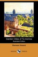 Garden Cities of To Morrow PDF