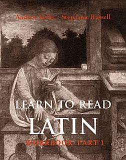 Learn to Read Latin Book
