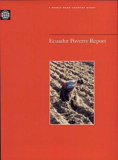 Ecuador Poverty Report PDF