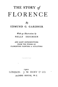 The Story of Florence PDF
