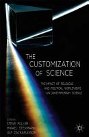 The Customization of Science PDF