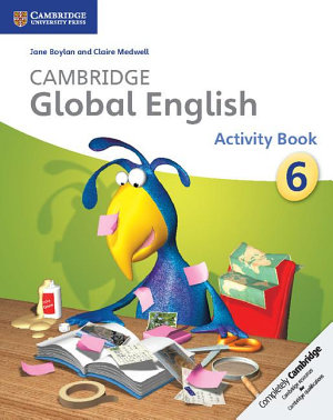 Cambridge Global English Stage 6 Activity Book PDF